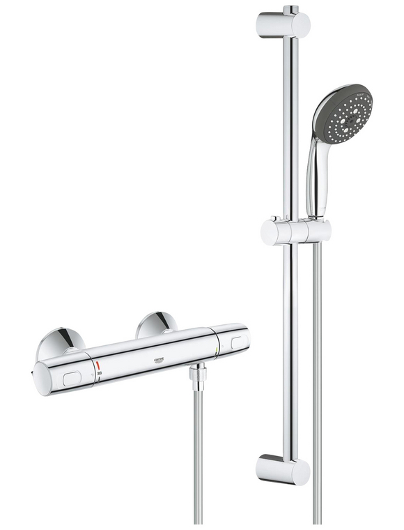 GROHE Thermostat-Brausebatterie »Precision Trend«