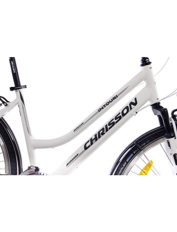 CHRISSON Trekkingrad Damen 28 Zoll