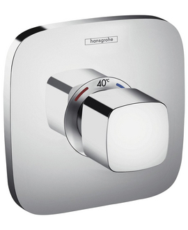 HANSGROHE Brause-Thermostat »Ecostat E«, Breite: 155 mm, Messing