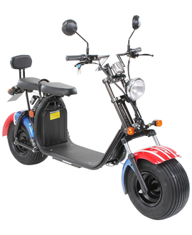 EFLUX E-Scooter »Harley Two «, 45 km/h