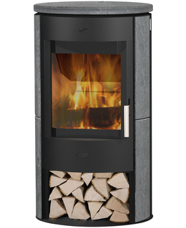 FIREPLACE Kaminofen Speckstein, 6 kW