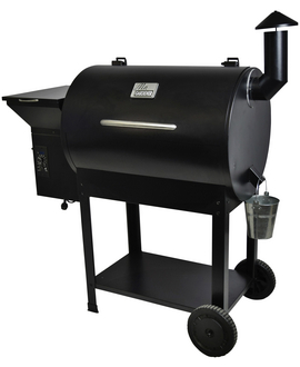MR. GARDENER Pelletgrill