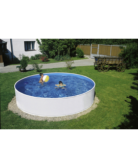 MYPOOL Pool-Set Ø x H: 300 cm x 90 cm