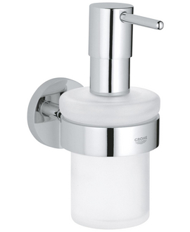 GROHE Seifenspender »Essentials«, chromfarben