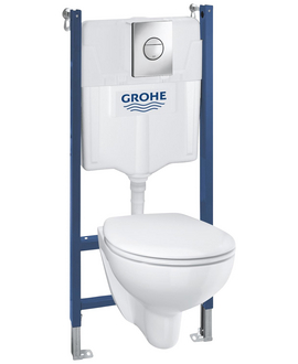 GROHE WC-Set »Solido Compact«