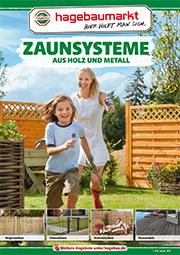 Flyer »Holz im Garten«