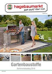 Katalog »Gartenbaustoffe«