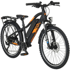 E-Bike Mountainbike, 24