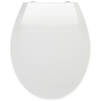 WC-Sitz »Kos Aroma« Thermoplast,  oval mit Softclose-Funktion