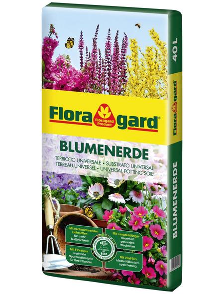 Blumenerde, für Balkon-, Kübel-, Zimmerpflanzen