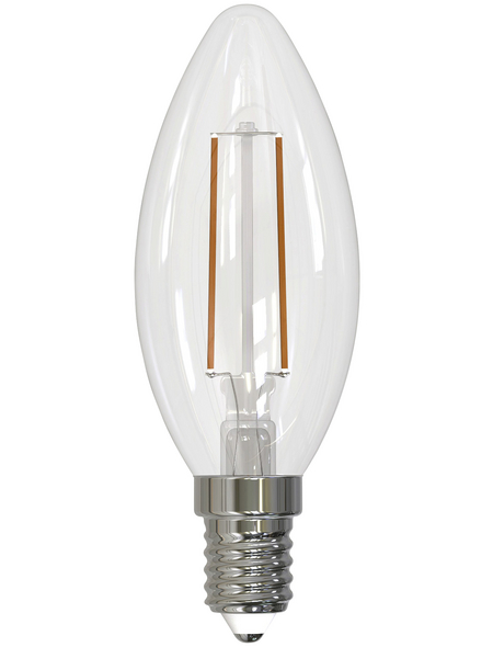 LED-Leuchtmittel, 2,5 W, E14, 2700 K, 245 lm