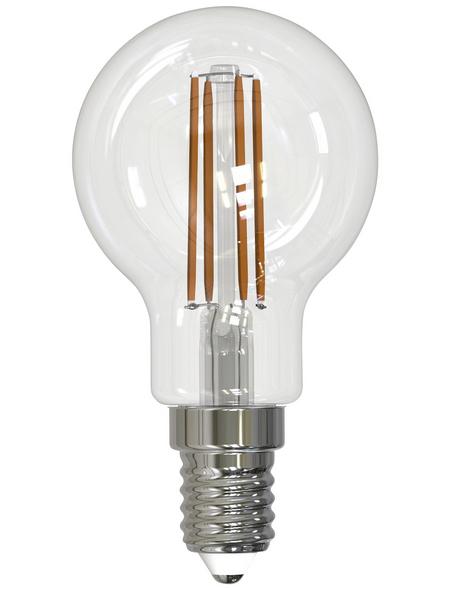 LED-Leuchtmittel »Retro HD«, 4,5 W, E14, 2700 K, 470 lm