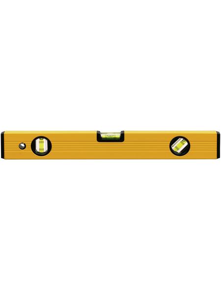 Wasserwaage, Gelb 40 Cm | Baumarkt > Werkzeug > Weitere-Werkzeuge | CON:P