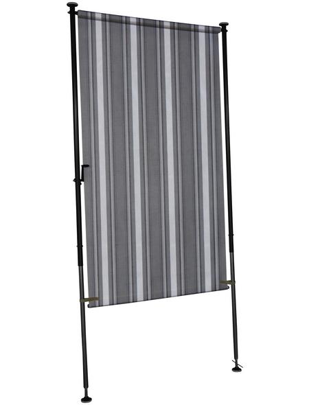 Balkonsichtschutz, Polyacryl, LxH: 270 x 225 cm | Garten > Balkon > Sichtschutz | ANGERER FREIZEITMÖBEL