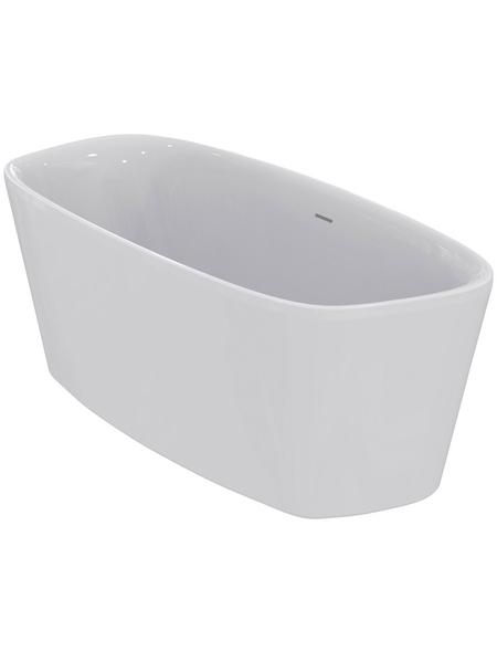 Freistehende Badewanne »Dea«, L x B: 180 cm x 80 cm | Bad > Badewannen & Whirlpools > Freistehende Badewannen | Ideal Standard