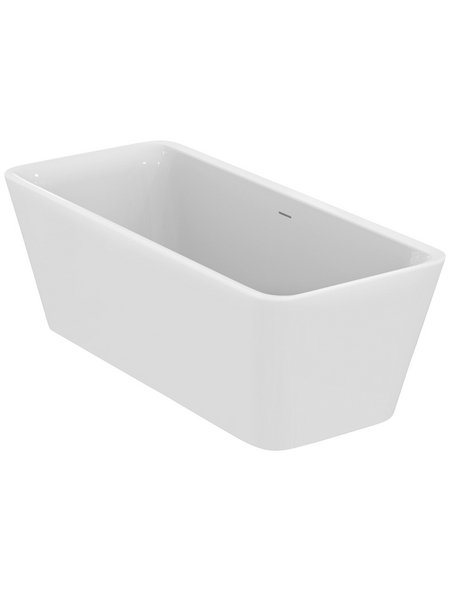 Freistehende Badewanne »Tonic II«, L x B: 180 cm x 80 cm | Bad > Badewannen & Whirlpools > Freistehende Badewannen | Ideal Standard