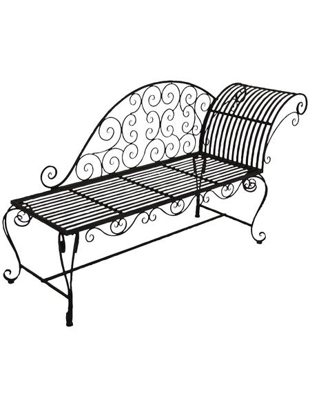 Gartenbank »LAMINGTON«, 3-Sitzer, BxTxH: 163 x 47,5 x 87 cm