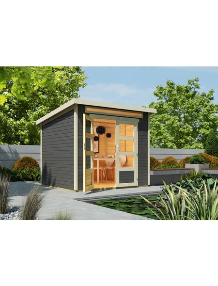 Gartenhaus »Venlo«, BxT: 265 x 236 cm (Aufstellmaße), Pultdach