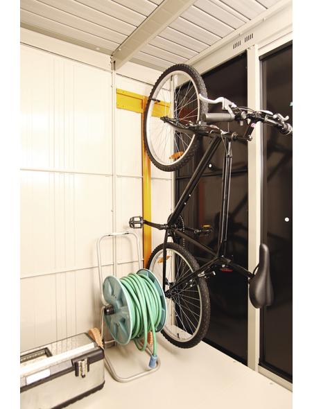 Fahrradhalter für Gerätehäuser, Stahlblech