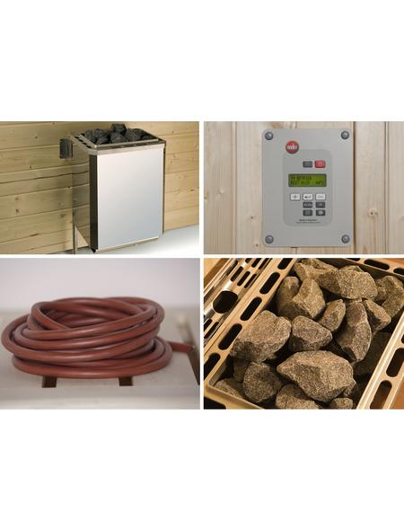 Saunaofen | Bad > Sauna & Zubehör > Saunaöfen | Edelstahl - Stahl | WEKA
