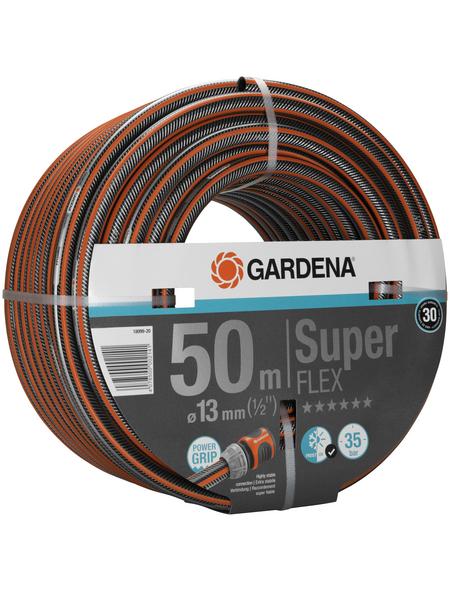 Gartenschlauch, Durchmesser: 1/2 Zoll, Länge: 50 m | Garten > Garten-Duschen | Gardena