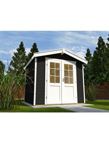 Gartenhaus »Klassik«, BxT: 353 x 265 cm (Aufstellmaße), Satteldach