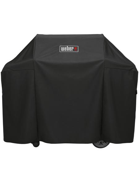 WEBER Abdeckhaube für Grills der Genesis und Genesis II 300-Serie von Weber, schwarz