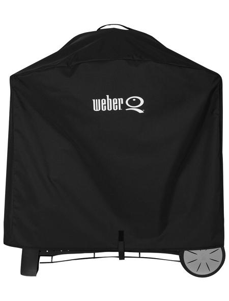 WEBER Abdeckhaubefür WEBER-Grills, schwarz