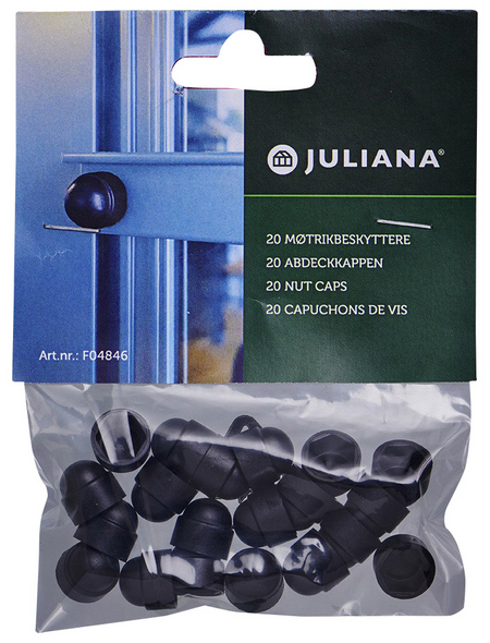 JULIANA Abdeckklappen, Kunststoff