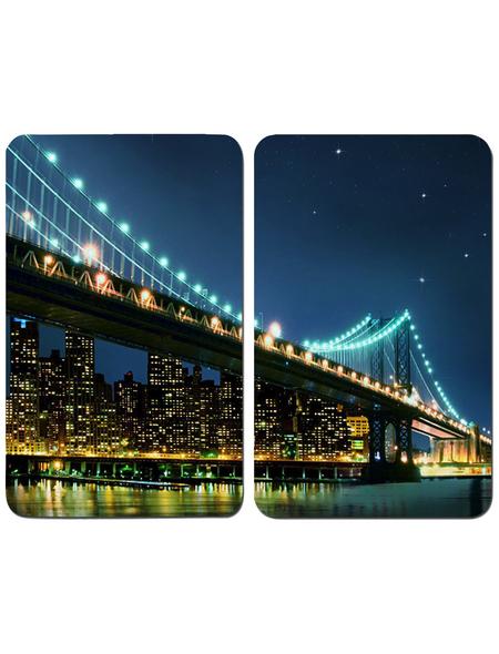 WENKO Abdeckplatte , Brooklyn Bridge