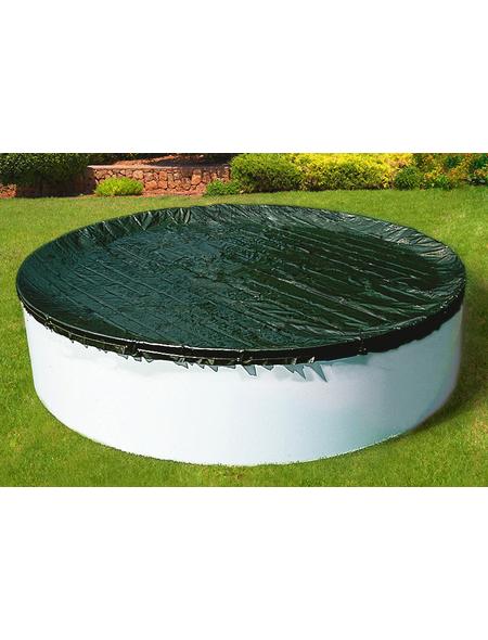 SUMMER FUN Abdeckung, ØxH: 550 x 24 cm, Polyethylen (PE)