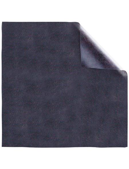 HEISSNER Abdeckvlies, Kunststoff, schwarz, BxL: 1 x 200 m