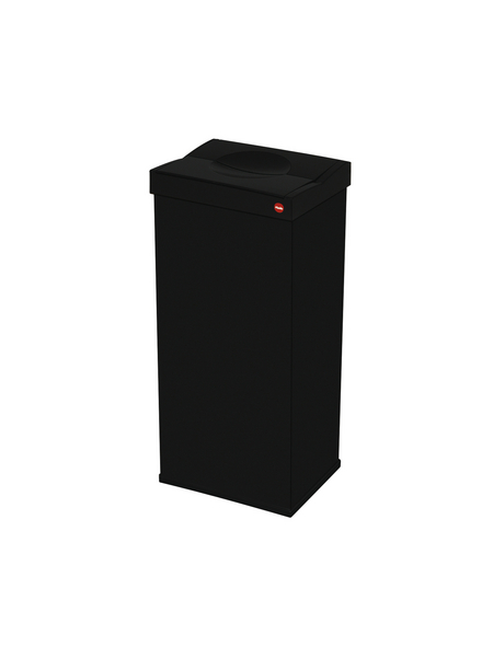 HAILO Abfalleimer »Big Box Swing XL«, schwarz/steingrau