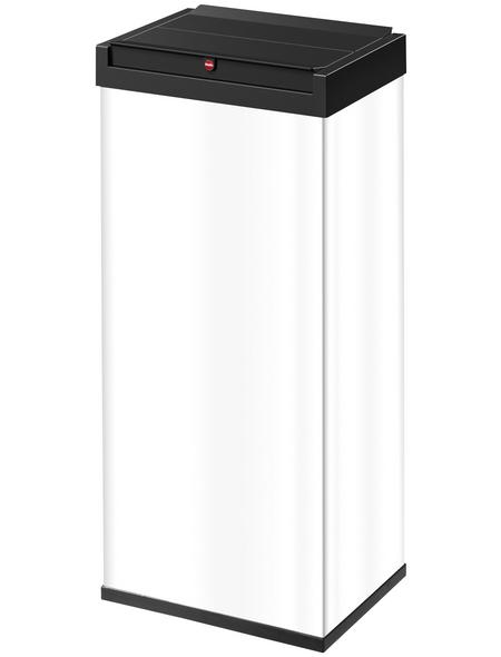 HAILO Abfalleimer »Big-Box Swing XL«, weiß