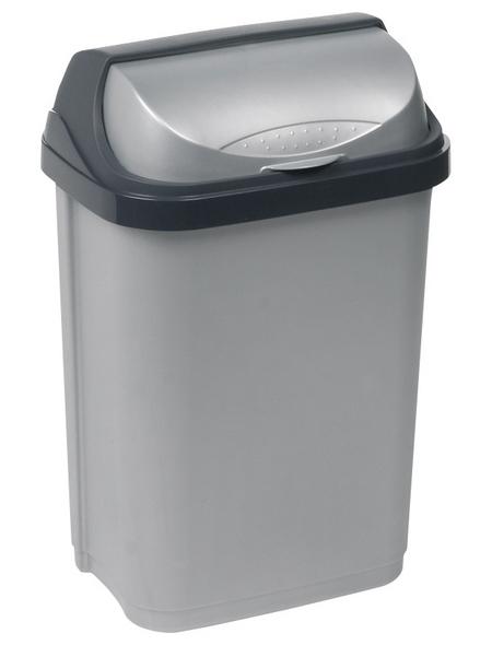 KEEEPER Abfalleimer, Kunststoff