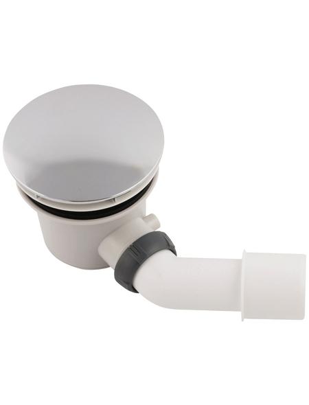 SANITOP-WINGENROTH Ablaufgarnitur, Kunststoff, Ø 40/50 mm (90 mm)