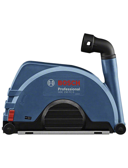 BOSCH PROFESSIONAL Absaughaube »GDE 230 FC S«, Kunststoff