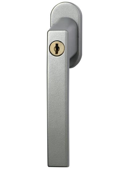 ABUS Abschließbarer FenstergriffFG210 Stahl/Kunststoff silber