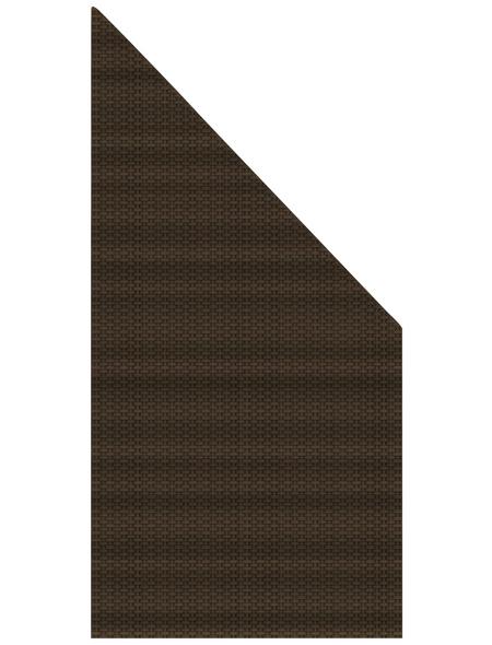 TraumGarten Abschlusselement »WEAVE Classic«, Textil, LxH: 178 x 178 cm