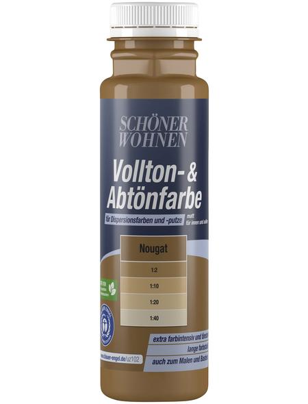 SCHÖNER WOHNEN FARBE Abtönfarbe, nougat, 0,25 ml