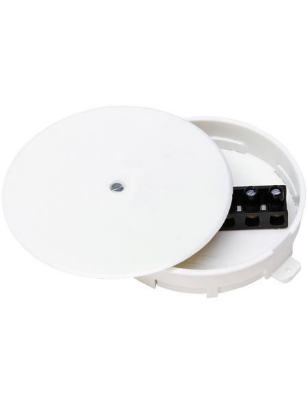 Abzweigdose, D.78 mm, Weiß