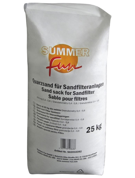 SUMMER FUN Achtformpool Set , achtform, BxLxH: 300 x 470 x 120 cm