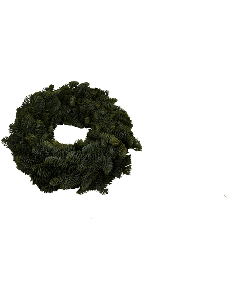 GARTENKRONE Adventskranz, Edeltanne, Ø: 30 cm, undekoriert