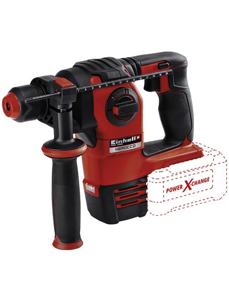 EINHELL Akku-Bohrhammer »HEROCCO«, für SDS-PLUS, 30 mm, ohne Akku und Ladegerät, inkl. Koffer