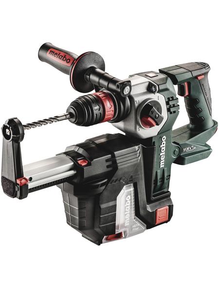 METABO Akku-Bohrhammer »KHA 18 LTX BL 24 Quick Set ISA«, 18 V, ohne Akku