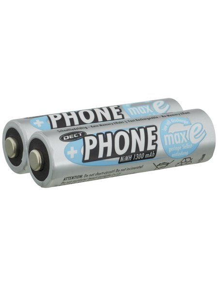 ANSMANN® Akku für DECT-Telefone, 1,2 V