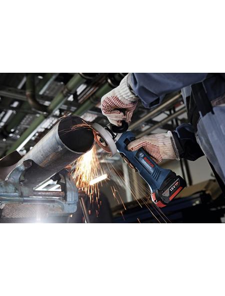 BOSCH PROFESSIONAL Akku-Winkelschleifer »GWS 18-125 V-LI«, 18 V, ohne Akku