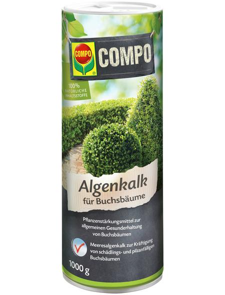 COMPO Algenkalk, 1 kg, schützt vor Buchsbaumzünsler