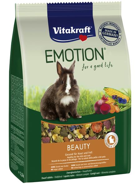 VITAKRAFT Alleinfuttermittel »Beauty Adult«, für Zwergkaninchen