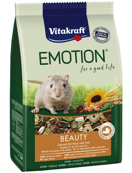 VITAKRAFT Alleinfuttermittel »Beauty«, für Gerbile
